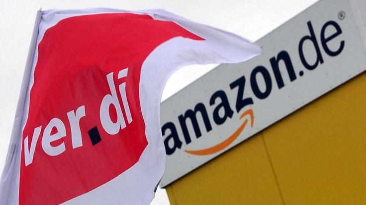 """Streiks lassen Versandriesen kalt: """"Amazon und Verdi passen nicht zusammen"""""""