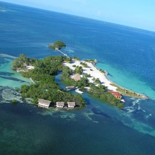 7.5 Acre Private Island for Sale with 3 Villas, Belize