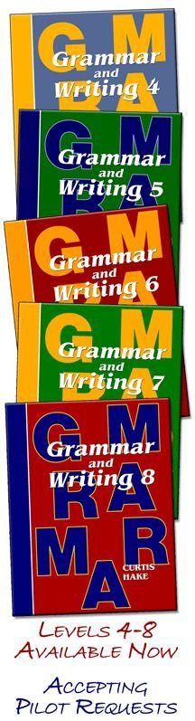 Hake Grammar grade chart - Google Search