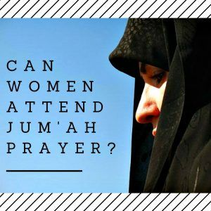 """""""What does Shariah say regarding women wanting to attend Jummah prayer? Is it allowed?"""" 🕌  Answer ⬇️️"""