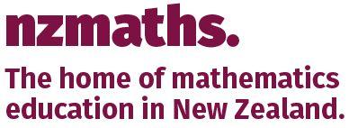 Number bonds NZ Maths