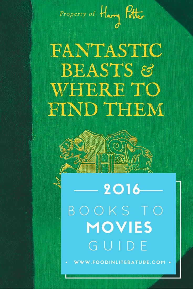 Each year we look forward to the list of movies we can expect to see in cinemas that have been translated from a book. Here are the ones I'm looking forward to in 2016. I've arranged the list in order of release date. Last updated October10th 2015. Note: All book links are to Amazon sinceit's …