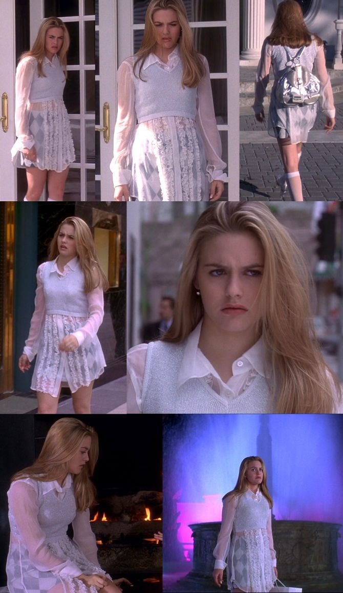 Clueless style: a fashion analysis of the best teen movie of all time
