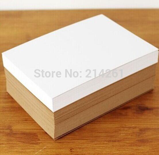 Дешевое Diy бумага картон 110 x 50 мм оптовая продажа проект бумага для научить ребенка и искусство рисовать ежедневно примечание карты белая бумага карточки бирка, Купить Качество Поздравительные открытки непосредственно из китайских фирмах-поставщиках:    Арт. №:  FC-PC0002  Размер: 110x50 мм  Материал: 300gsm  Мы можем также нестандартного размера и формы,  Если нужно з