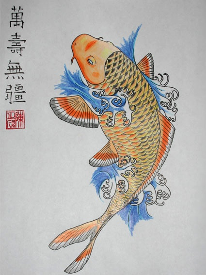 17 best images about koi on pinterest white tattoos for Koi fish pisces
