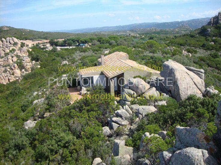 Sardegna Villa Vista mare | Costa Paradiso, elegante villa immersa nel verde   Proponiamo in vendita , elegante villa, vista mare, immersa nel verde,   annuncio e foto |  http://www.immobiliarepunto.com/?p=443
