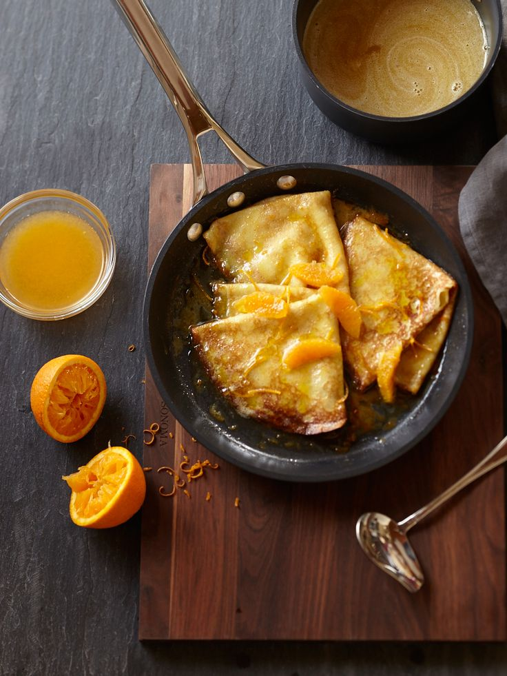 Crepes Suzette | Williams-Sonoma Taste