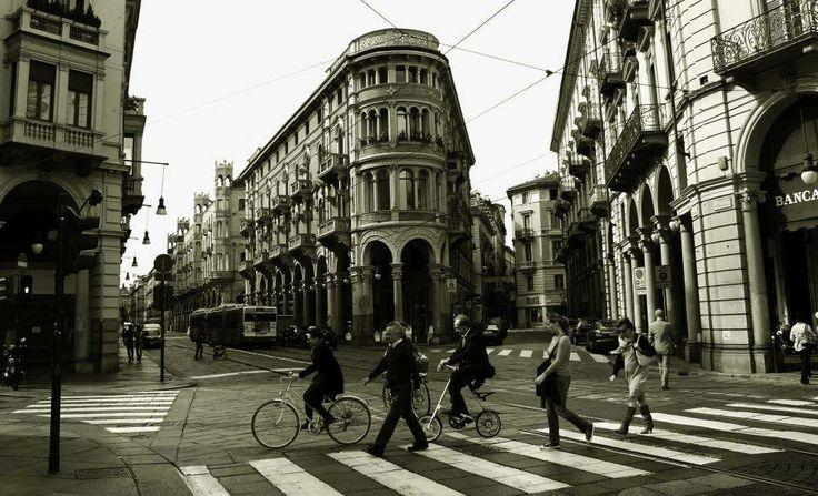 Torino, angoli, strade e sentimento