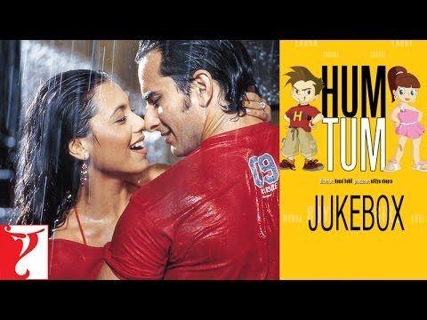 Hum Tum Full Song Audio Jukebox Jatin Lalit Saif Ali Khan Rani M Bollywood Music Jukeboxes Jatin Lalit