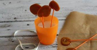 Így készítsd finom édességet a saját kezeddel a gyereknek. :) #diy   #nyalóka   #méz   #édesség