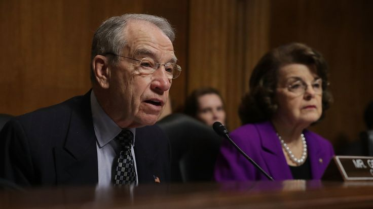 Foreign Agents Take Center Stage In Senate Judiciary Committee Hearing
