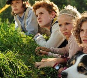 """""""Fünf Freunde 2"""" - Kino-Tipp - In """"Fünf Freunde 2"""" machen Julian, Dick, George, Anne und Timmy eine spannende Fahrradtour."""