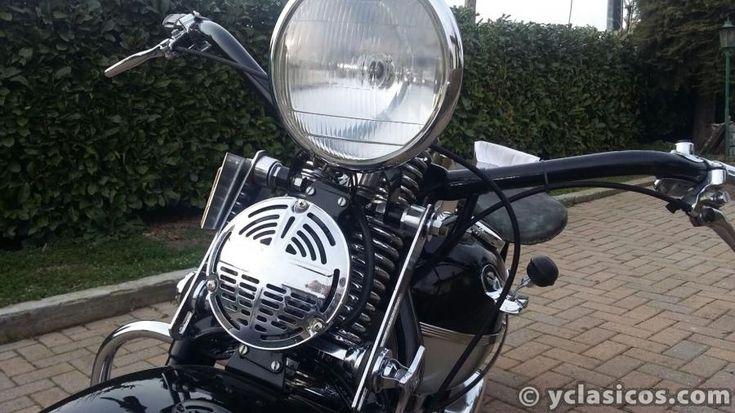 Harley Davidson WLA 750cc,1942 - Portal compra venta vehículos clásicos
