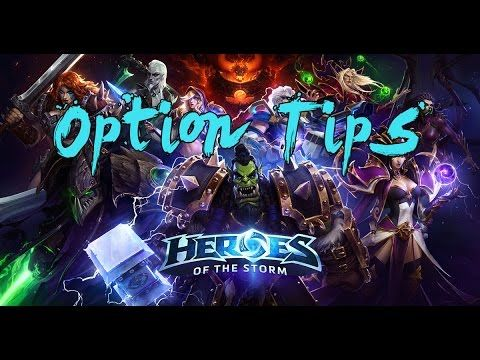 Option Tips for new players of HotS!