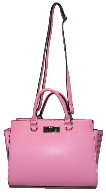 Alpha Kappa Alpha hand bag - leather