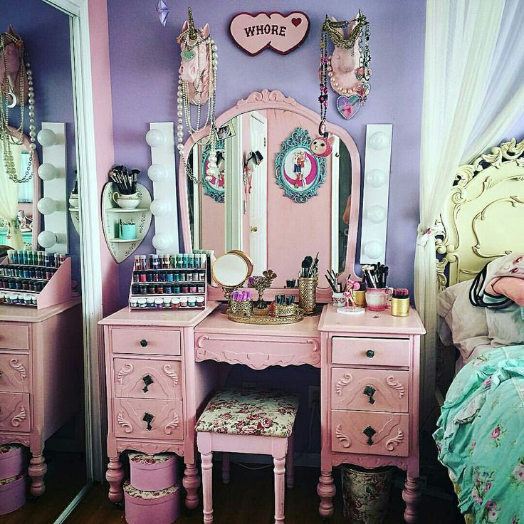 """""""whore"""" above the vanity will have to go .."""