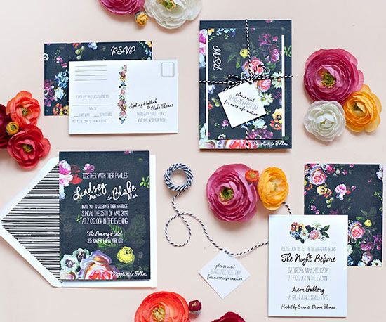 From modern to traditional, we've searched through thousands of wedding invitations to bring you our top 30 picks.