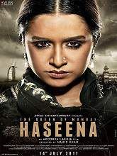 Haseena Parkar Hindi Full Movie Storyline: This is the story of the slightly-less-notorious sister of a notorious gangster. This courtroom drama tries to decode the life and criminal activities of India's most wanted fugitive – Dawood Ibrahim's late sister Haseena Parkar, who allegedly headed her brother's crime syndicate in Mumbai and ran proxy business for him.