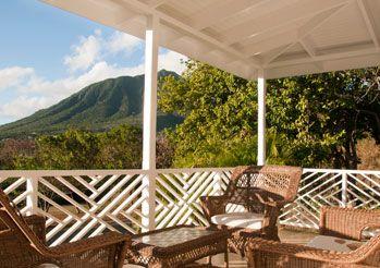 Séjour luxe, Relais& Châteaux, Montpelier Plantation& Beach, Saint-Christophe-et-Niévès, Antilles - Privilèges Voyages