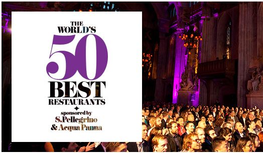 The World's 50 Best Restaurants 2015 winner is El Celler de Can Roca. Australia's top restaurant is Attica