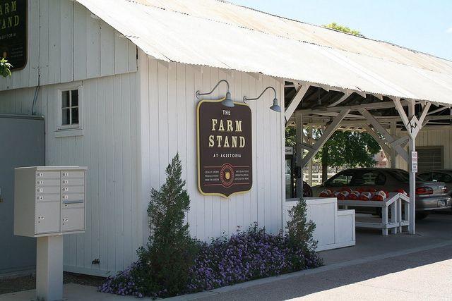 Agritopia Farm Stand - Gilbert, AZ