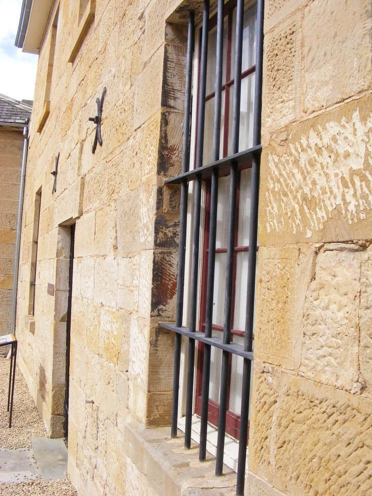 Gaol, Richmond.
