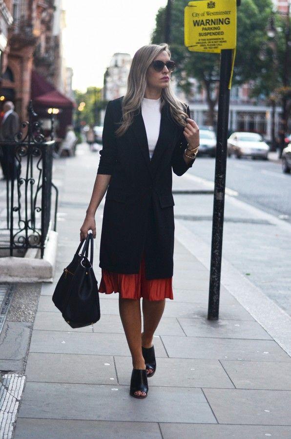 Идея для шоппинга: удлиненный пиджак или блейзер 9