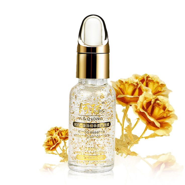 $5.99 AUD  + FREE INTERNATIONAL SHIPPING 24K GOLD FACE MOISTURISER  (Pure 24K Gold Make-Up Base has the following features: An embellishing makeup base sprinkled with pure 24-carat gold flakes. Like the most luxurious jewellery pieces, the precious flakes were crafted into ultra-sparkling and ultra-reflective particles, then dispersed in a hydrating smoothing gel. The complexion is beautified. It glows with divine and unfailing radiance.)