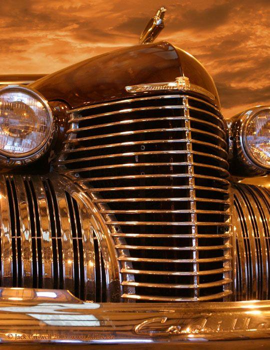 30's Cadillac