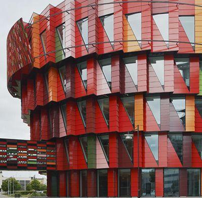 Office building Kuggen, Gothenburg, Sweden