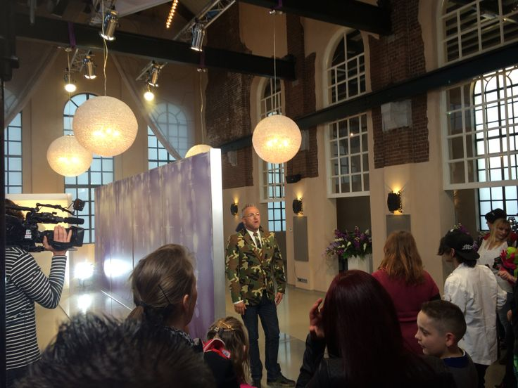 Opnames Hotter Than My Daughter met Gordon bij Explore by Lute in Muiden. www.lute.nu