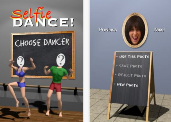 If you are among the ones who love to make a caricature of yourself or any other and if you liked the Elf Yourself app, which was released during Christmas, then this one is really for you. Yes! The new app called Selfie Dance application. It is launched for the iPhone and the iPad. The app has just made its presence to the App Store. It is a real fun.