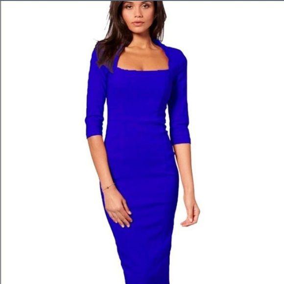 Selling this Pencil Dress in my Poshmark closet! My username is: fashionintech. #shopmycloset #poshmark #fashion #shopping #style #forsale #Dresses