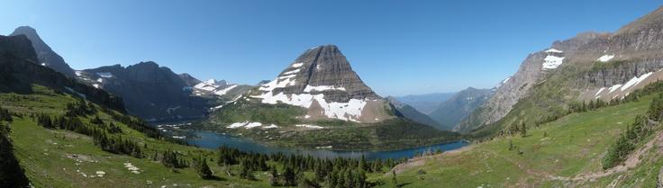 Hidden Lake overlook - Glacier National Park