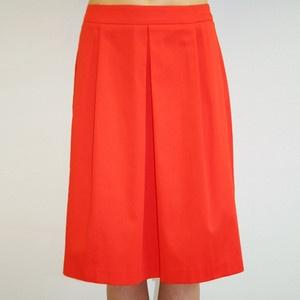 Lina Skirt Orange.