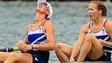 Helen Glover & Heather Stanning - Women's Pair Rowing Gold