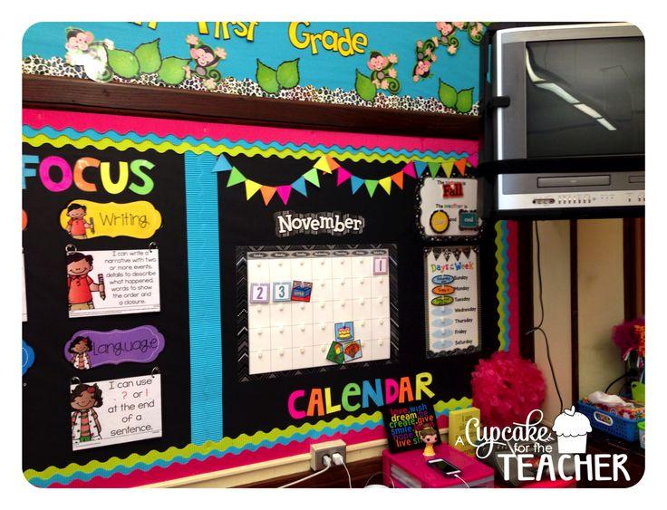 A Cupcake for the Teacher: Classroom Reveal 2014-2015... Finally!