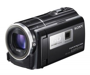 Sony HDRPJ260V High Definition Handycam 8.9 MP Camcorder