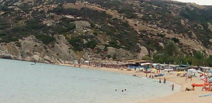Παραλία Κριαριτσι ,Χαλκιδική,Αύγουστος 2017
