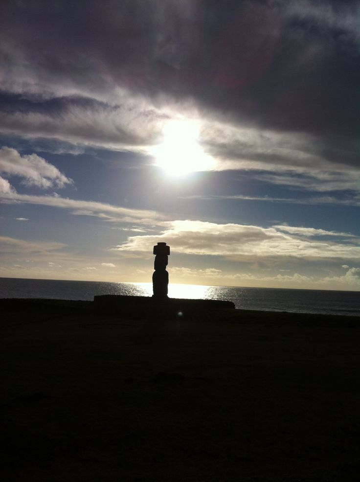 Tarde en Hanga Roa (Rapa Nui) Septiembre 16, 2014