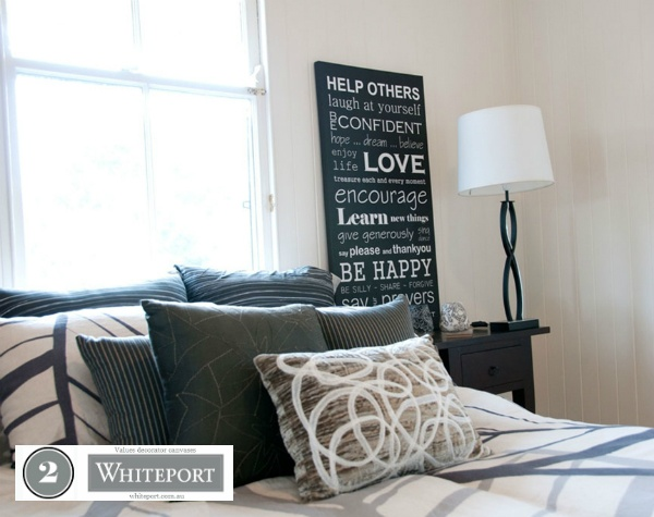 2. Values decorator canvases $139.95. 40. Bird cage room art $129.95 #WhiteportBingo: Win 1 of 3 Decals from #Whiteport by entering the competition at http://winarena.com.au. Every entrant gets a 20% off #voucher!