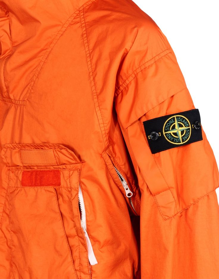 70123 MEMBRANA 3L TC Jacket Stone Island Men -Official Online Store
