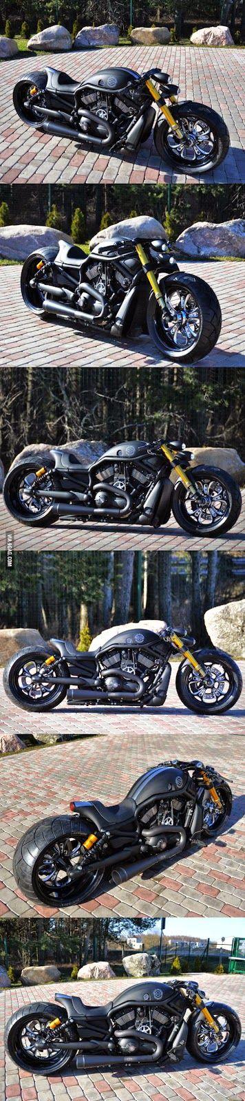 Custom Made Harley Davidson V Rod. Must Have