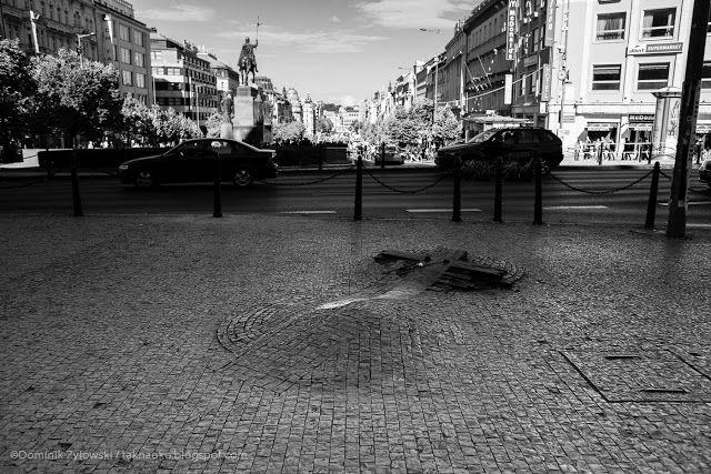 tak na oko...: Praga cz. 4 - Václavské náměstí