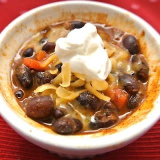 Gluten Free Black Bean Soup