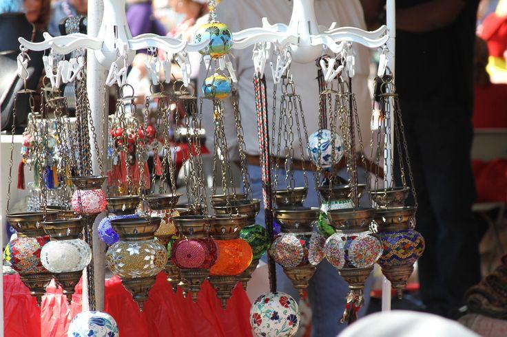 Ottoman style lanterns