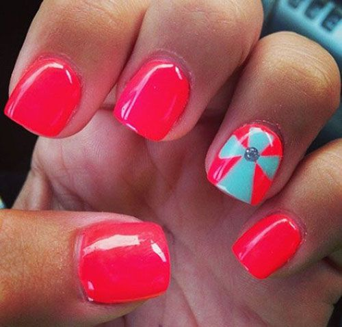 21 Fashionable Nail Art Design Ideas Part 2 | Inspired Snaps