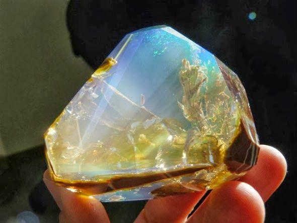 Opala - a pedra preciosa mais espetacular (10 fotos) - AC Variedades