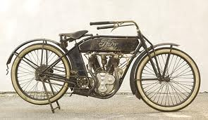 1913 Thor Motorcycle