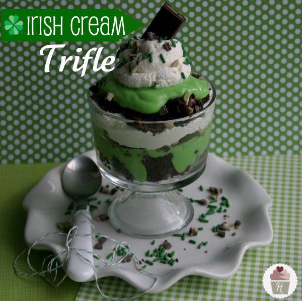 Irish Cream Trifle